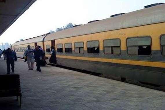 حركة قطارات الصعيد