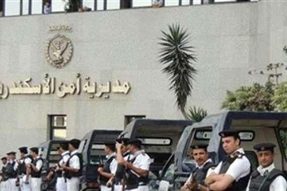 القبض على هاربين من 56 سنة سجن بالإسكندرية