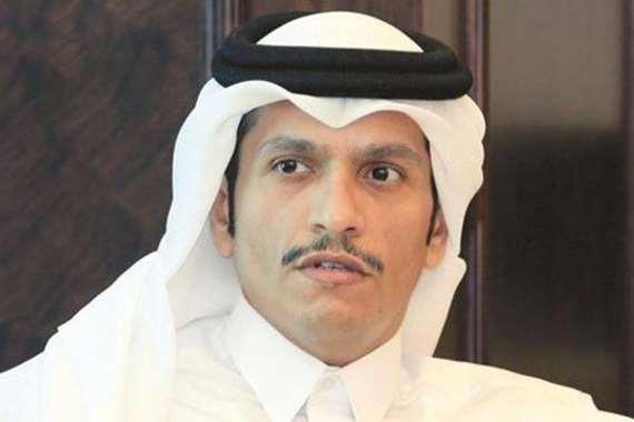 محمد بن عبدالرحمن آل ثاني، وزير خارجية قطر