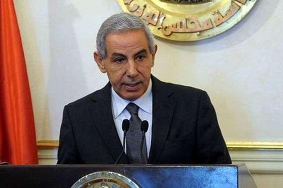 وزير التجارة و الصناعة الدكتور طارق قابيل