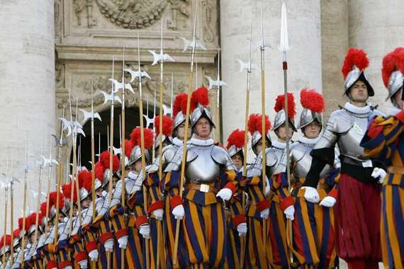 حرس الفاتيكان