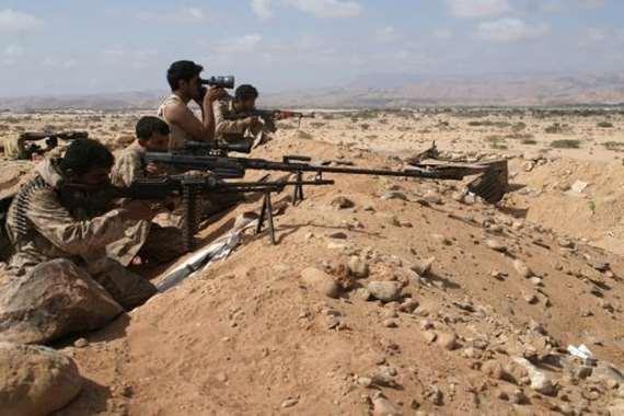 اشتباكات الحوثيين