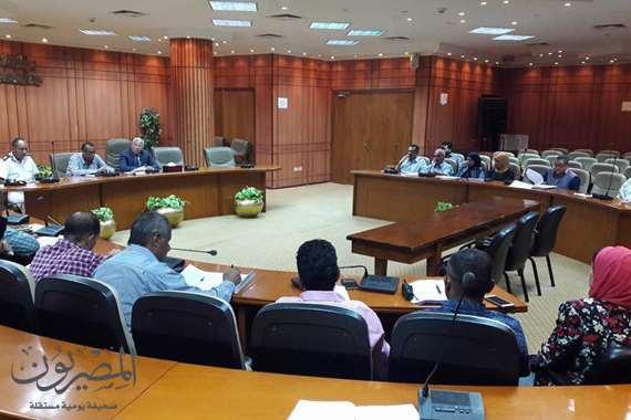 إجتماع محافظ بورسعيد