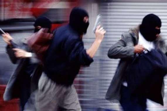 سطو مسلح علي محطة إرسال بالدقهلية