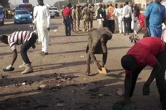 هجوم على كنيسة بنيجيريا