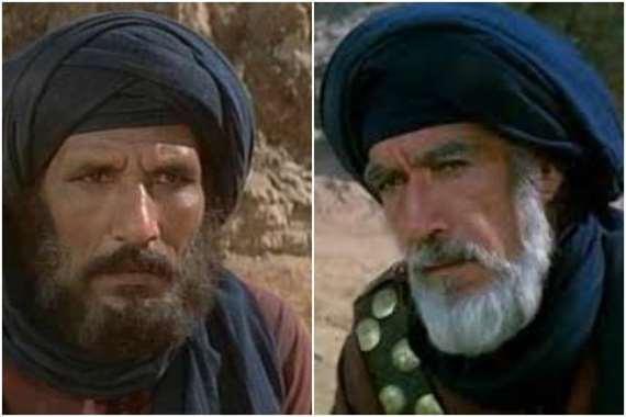عبدالله غيث وأنطوني كوين