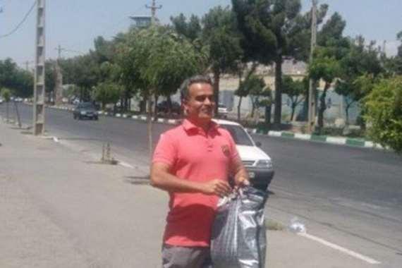 ناشط إيراني