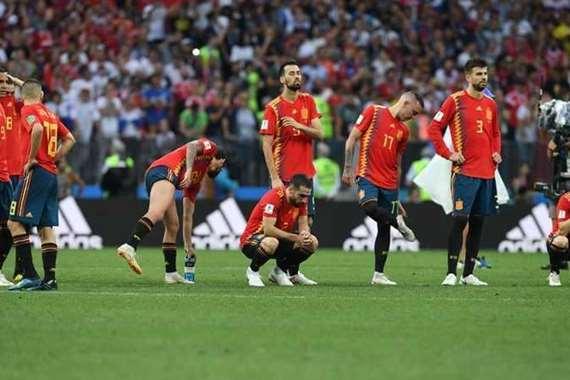 المنتخب الإسباني