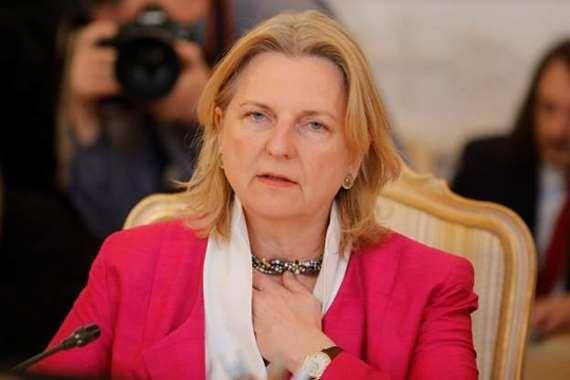 وزيرة الخارجية كارين كنايسل