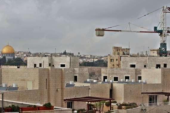 الاستيطان في القدس