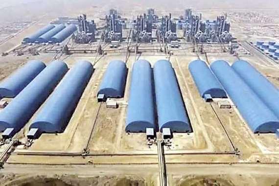 أكبر مجمع من نوعه لإنتاج الأسمنت بمحافظة بني سويف