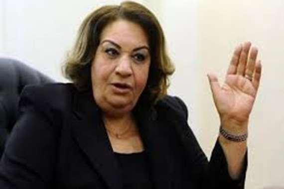 المستشارة تهاني الجبالي، نائب رئيس المحكمة الدستورية العليا الأسبق