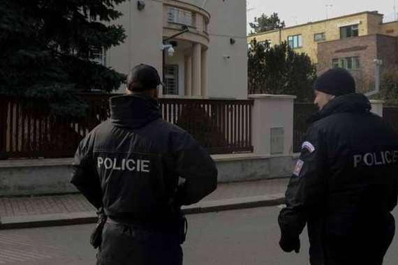 الشرطة التشيكية