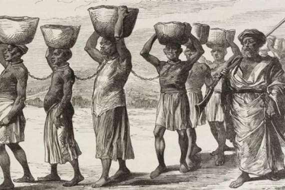 شاهد.. تفاصيل مرعبة عن أول رحلة لنقل العبيد