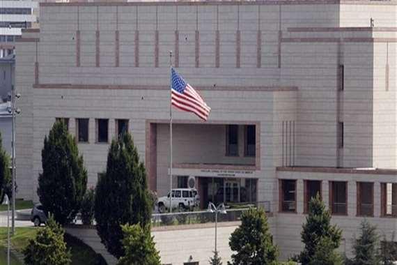 السفارة الأمريكية بتركيا