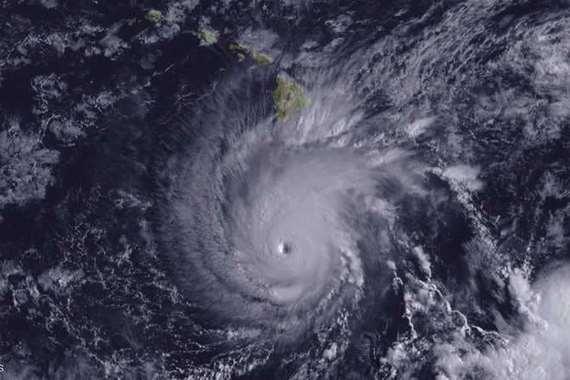 اعصار لين
