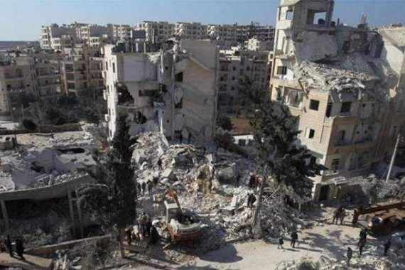 الدمار فى إدلب