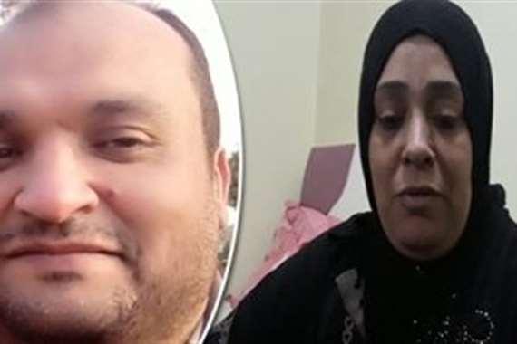 زوجة ضحية قرنية مستشفى قصر العينى