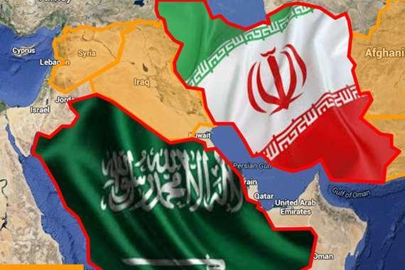 إيران  السعودية