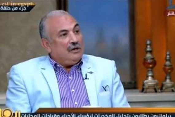 رئيس حي الهرم المتهم بالرشوة
