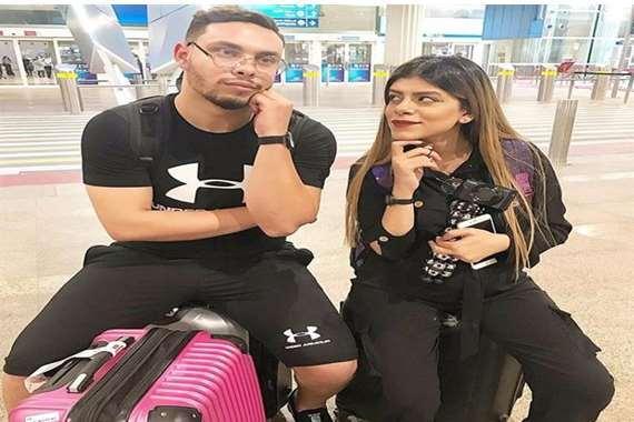 أحمد حسن و زينب