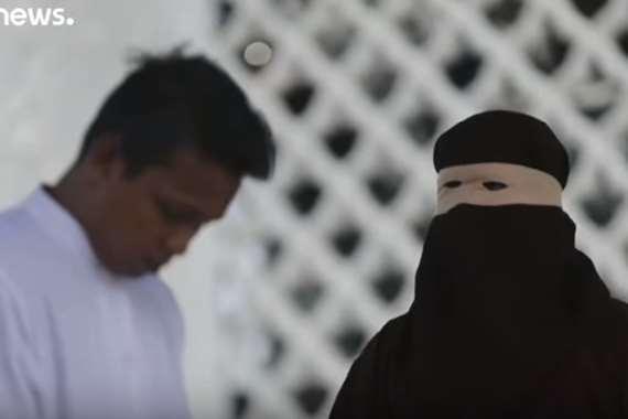 تطبيق حد الزنا على أشخاص بإندونسيا
