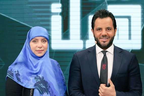 الإعلامية سحر غدار