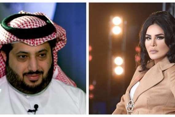 أحلام وتركي آل الشيخ