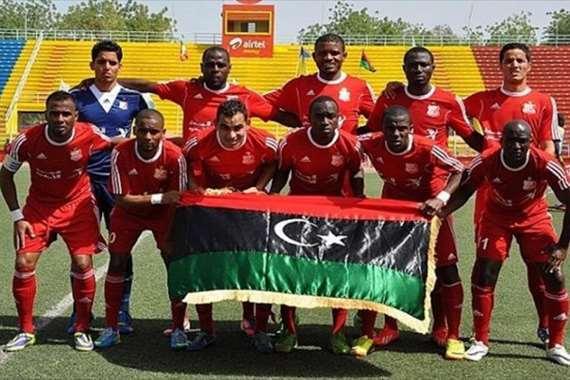 الاهلى الليبي