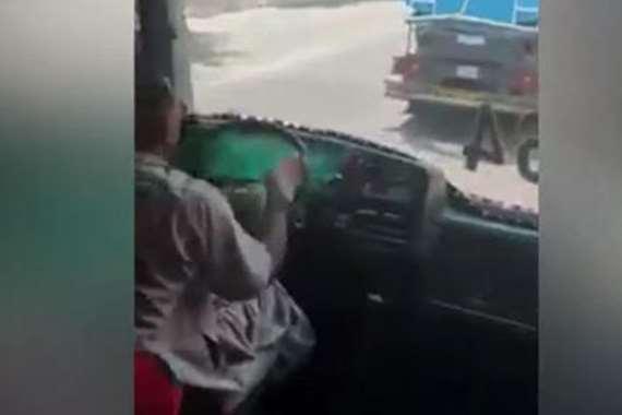 سائق اتوبيس