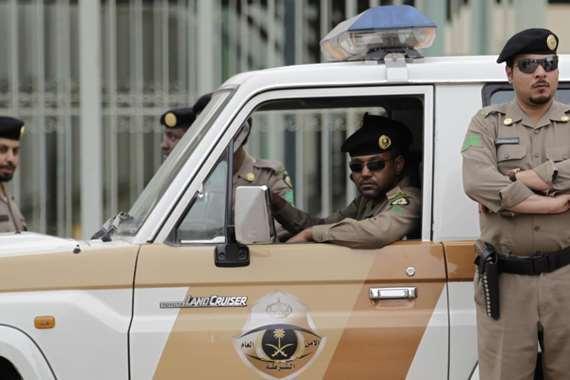 الشرطة السعودية - أرشيفية