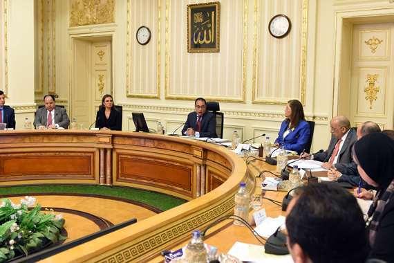 مدبولي يترأس اجتماع مجلس إدارة جهاز تنمية المشروعات