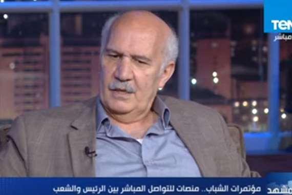 اقترح سيد عبد العال عضو مجلس النواب