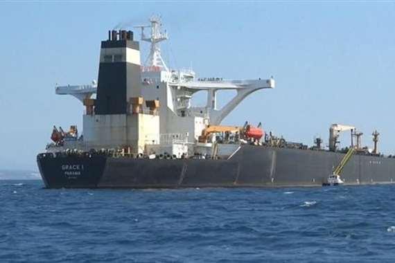 """ناقلة النفط الأيرانية """"أدريان دريا"""""""