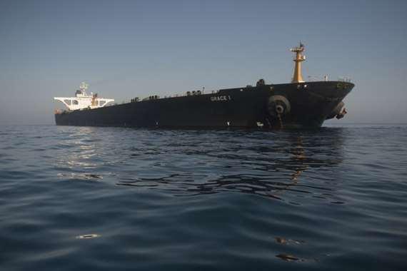 ناقلة النفط الإيرانية