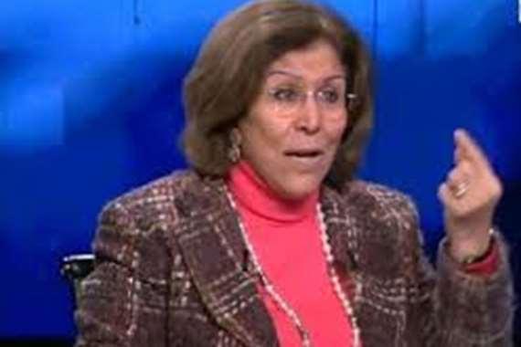 الكاتبة الصحفية فريدة الشوباشي