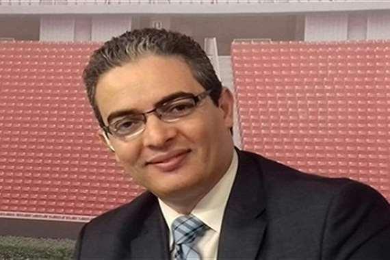 طارق سعدة وكيل الإعلاميين