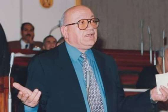 النائب عبد المنعم العليمى عضو اللجنة الدستورية والتشريعية بمجلس النواب