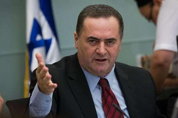 وزير الخارجية الإسرائيلي