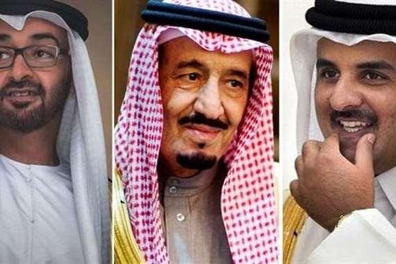 زعماء الدول الثلاث