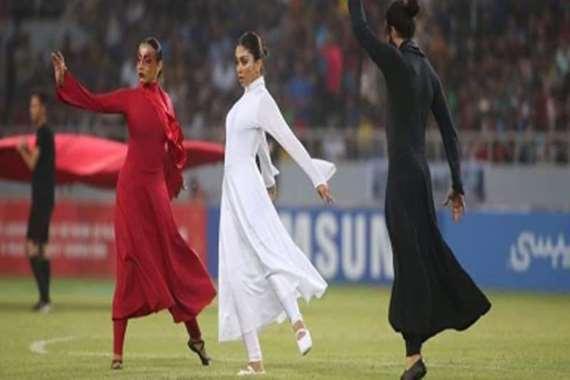 حفل راقص في كربلاء