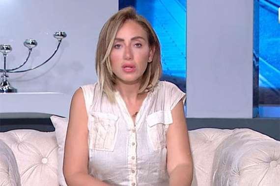 هاجمت الإعلامية ريهام سعيد