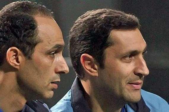 جمال وعلاء مبارك