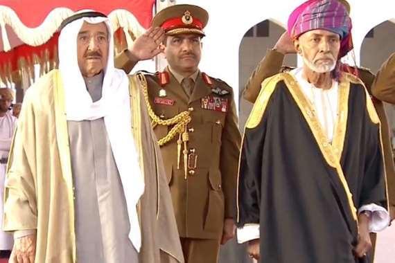 الكويت وسلطنة عمان