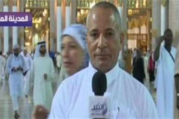 احمد موسي في الحج