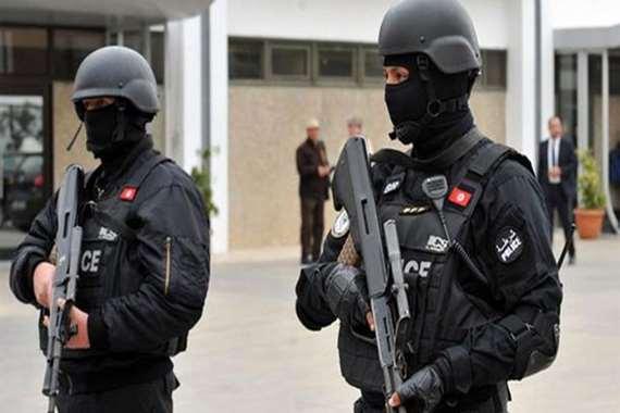 الأمن التونسي - أرشيفية