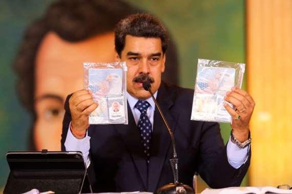 سجن أمريكيين 20عامًا لدورهما في «انقلاب فنزويلا»