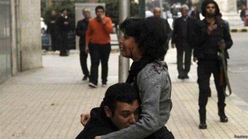 """النيابة: قاتل شيماء الصباغ """"نصب نفسه حاكمًا وجلادًا"""""""
