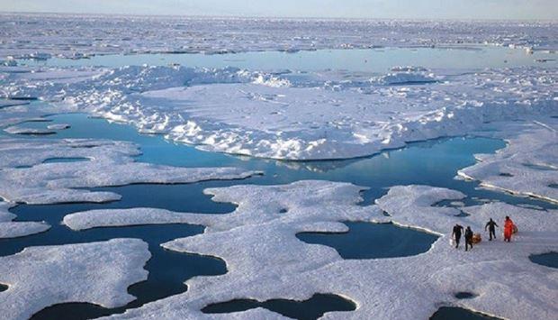 روسيا تطالب بالاعتراف بأحقيتها في القطب الشمالي