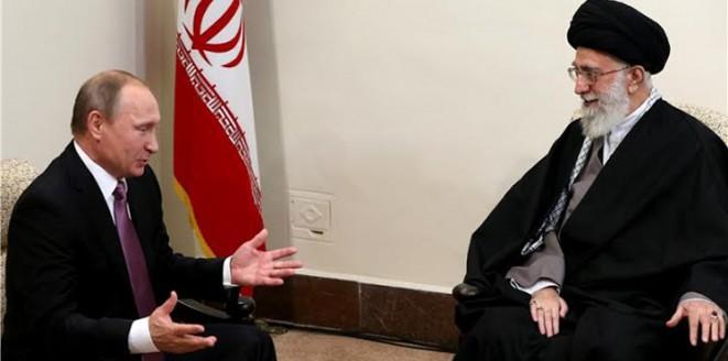 بوتين وروحاني يجددان دعمهما الأسد
